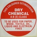 How To Clean Up Dry Fire Extinguisher Chemicals
