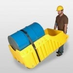 Safer Poly Drum Handling Starts with the Right Tools