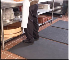 anti-fatigue floor mat