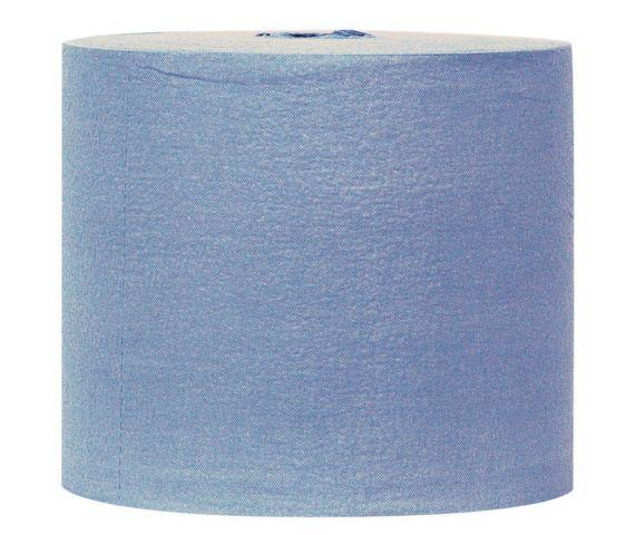 Shop Towels Paper Mache: Blue Industrial Paper Towels