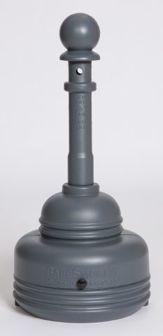 4 Gallon-Gray (A1208GrayE)