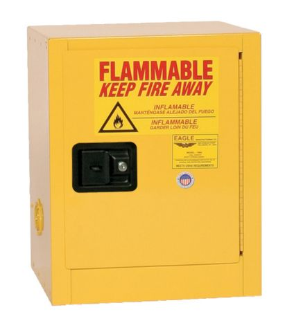Flammable Liquid Storage Cabinet Safely Store Fuels