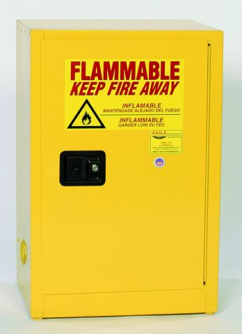 storage cabinets for flammable liquids