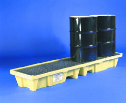 In-line Poly Spill Pallet 3000
