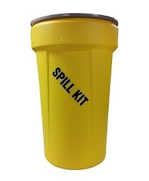 55 gallon spill kit
