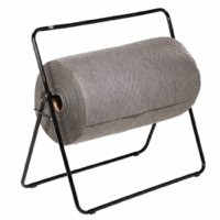 roll racks for absorbent rolls