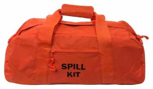 duffle bag truckers spill kit