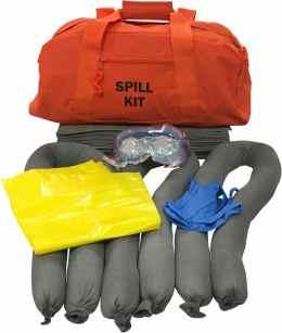 Duffel Bag Spill Clean up Spill Kit