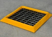 flexible portable spill pallets