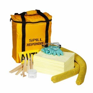 Fleet Spill Response Kit For Truck Cabs Accident And Spill