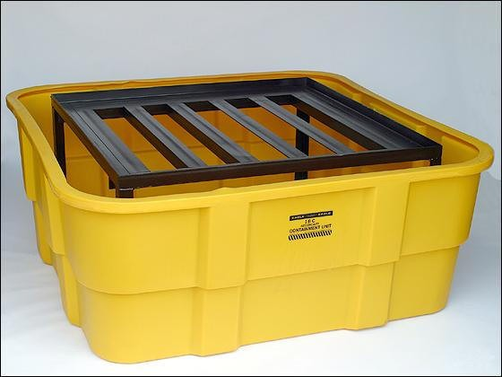 Door Spill Containment : Largest selection of spill containment pallets low prices