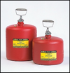plastic fuel containers