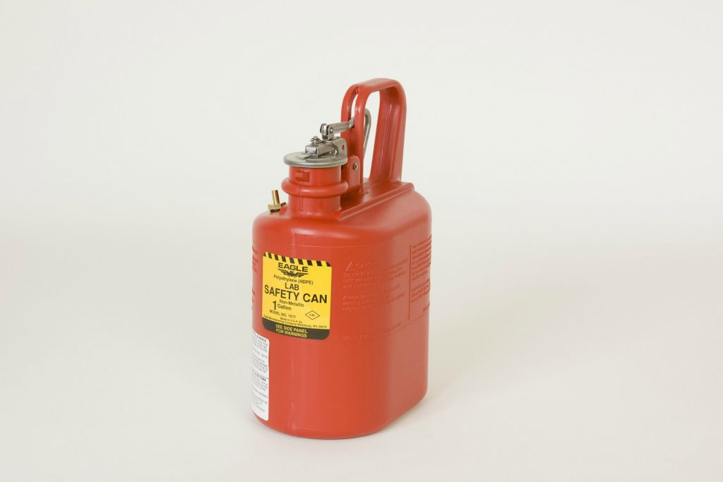 A1511E Lab Container (1 gallon lab safety container)