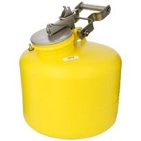 A1515E Yellow Liquid Waste Container