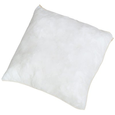 white oil only absorbent pillow
