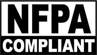 NFPA Compliant icon