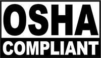 OSHA Compliant icon