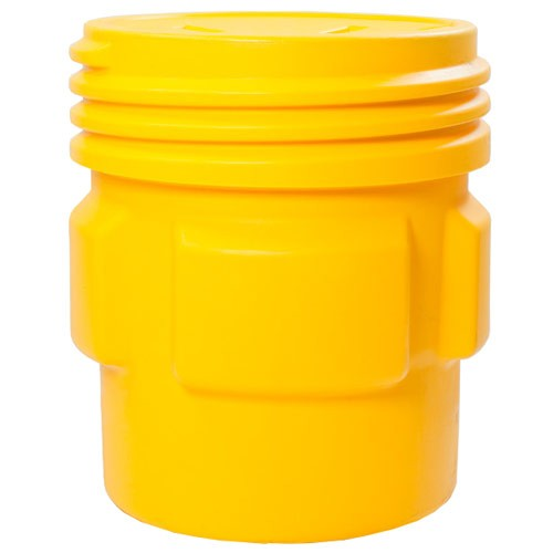 65 Gallon Overpack Drum Screw on Lid