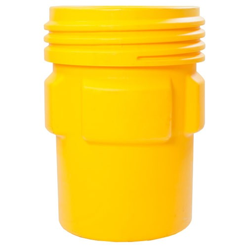 95 Gallon Overpack Drum Screw on Lid