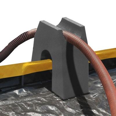 Containment Berm Hose Stand | Hose Bridge For Spill Berms