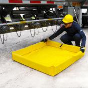 spill containment portable