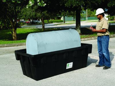 Fuel Tank Containment | Tanks for Hazardous Spill Containment