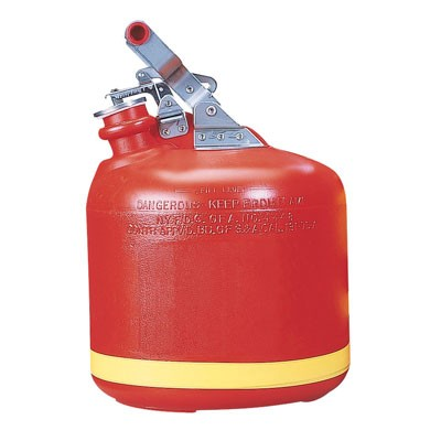 A14261J A1537E 3 Gallon Plastic Gas Can (plastic safety can)