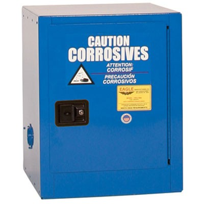 ACRA-1903E 4-Gal Acid/Corrosive Metal Self-Closing Cabinet