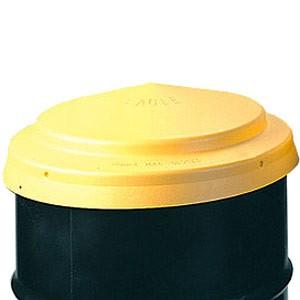 55 Gallon Plastic Drum Lid Oil Drum Cover Absorbentsonline