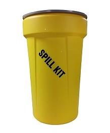 55 gallon spill kit