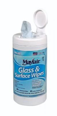 A99806T Glass Cleaning Wipes
