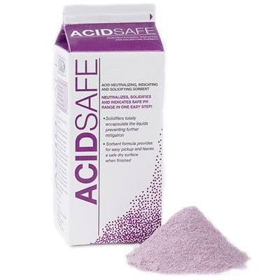 acid neutralizer absorbent powder 2lb shaker carton