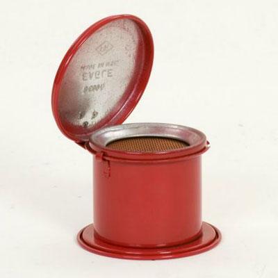 AB600DE Daub Can (galvanized daub can)