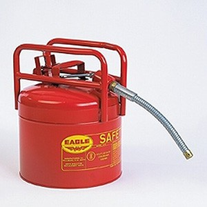 A1215SX5E DOT Gas Can (5 gallon dot gas can)