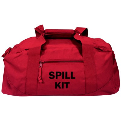 Duffel Bag Spill Clean up Spill Kit