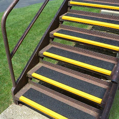 fiberglass step nosing covers