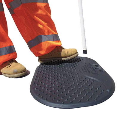outdoor anti-fatigue mat