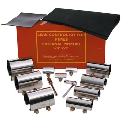 pipe repair coupling kit