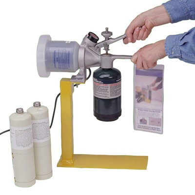 propane cylinder recycling system