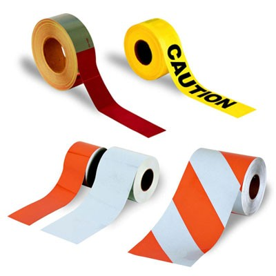 reflective sheeting and tapes