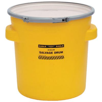 20 gallon salvage drum