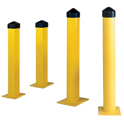 Eagle steel bollard posts