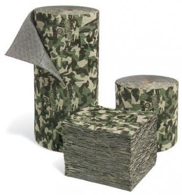 camouflage absorbent matting