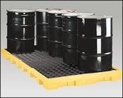A1688E 8 Drum Spill Pallet Drum storage pallet
