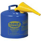 5 Gallon -  Kerosene Can - WITH Funnel