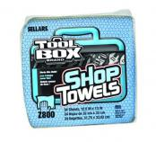 Blue shop towels 24 ct pack