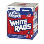 White Rags Center-Pull Box