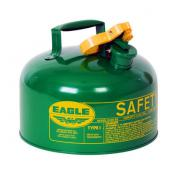 2 Gallons-  Combustibles Safety Can