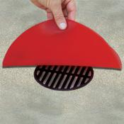 Drain Cover Seal and Spill Stopper and Blocker