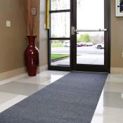 water absorbent floor mat